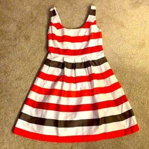NINE WEST Retro Sleeveless Summer Dress